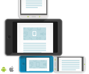 Mobile-Ready | HTML5 support